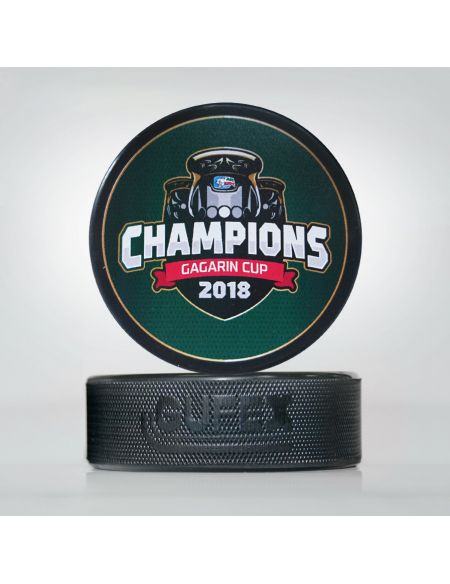 Ak Bars champions 2018 KBRS-1 Pucks KHL FAN SHOP – hockey fan gear, apparel and souvenirs