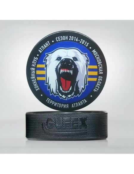 Atlant season 2014/2015 TLNT-1 Pucks KHL FAN SHOP – hockey fan gear, apparel and souvenirs