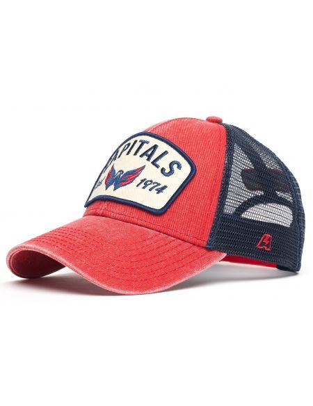 Бейсболка Washington Capitals 31185 Бейсболки КХЛ ФАН МАГАЗИН – фанатская атрибутика, одежда и сувениры