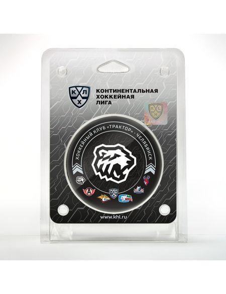 Шайба Трактор 2020/2021 TRKTR2021 Шайбы КХЛ ФАН МАГАЗИН – фанатская атрибутика, одежда и сувениры
