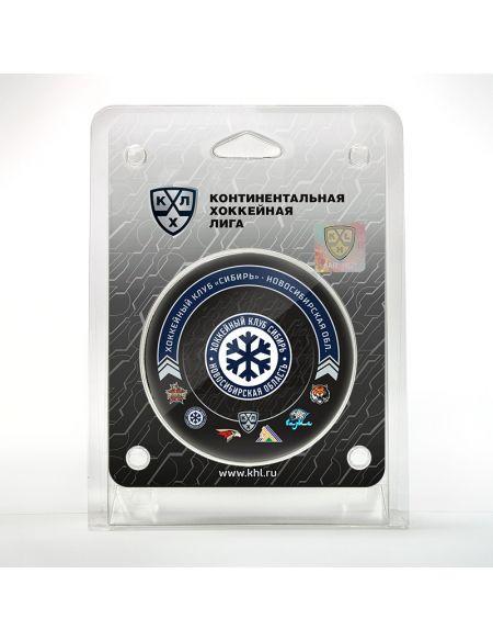 Шайба Сибирь 2020/2021 SBR2021 Шайбы КХЛ ФАН МАГАЗИН – фанатская атрибутика, одежда и сувениры