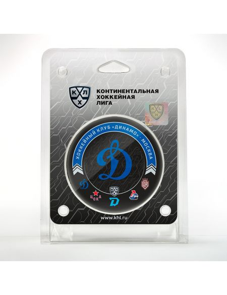 Puck Dynamo Moscow 2020/2021 DNMMSCW2021 Dynamo Msk KHL FAN SHOP – hockey fan gear, apparel and souvenirs