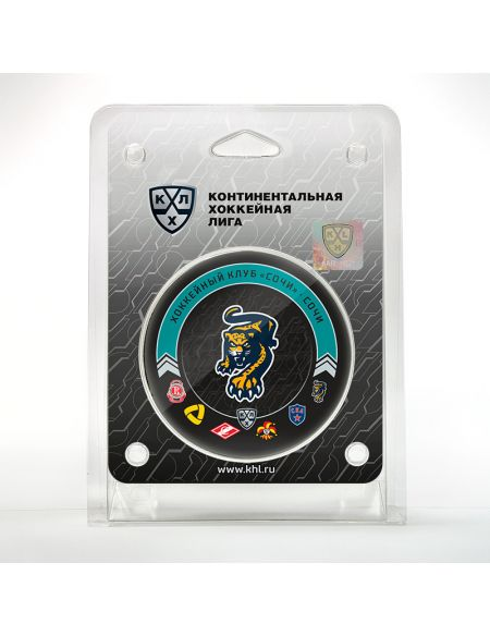 Puck Sochi season 2020/2021 SCH2021 Sochi KHL FAN SHOP – hockey fan gear, apparel and souvenirs