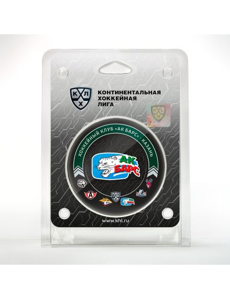 Ak Bars puck 2020/2021 KBRS2021 Pucks KHL FAN SHOP – Hockey Fan Ausrüstung, Kleidung und Souvenirs