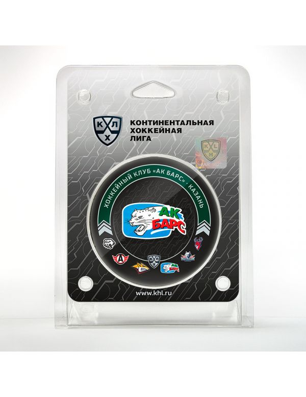 Ak Bars season 2020/2021 KBRS2021 Pucks KHL FAN SHOP – hockey fan gear, apparel and souvenirs
