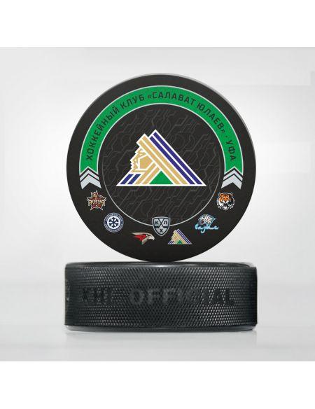 Puck Salavat Yulaev 2020/2021 SLVT2021 Pucks KHL FAN SHOP – hockey fan gear, apparel and souvenirs