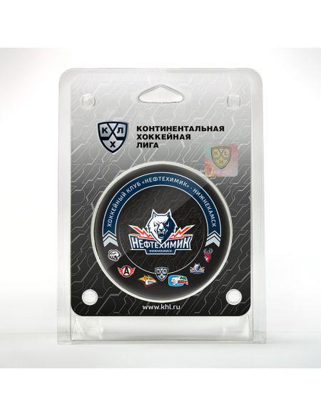 Шайба Нефтехимик 2020/2021 NFTKHMK2021 Шайбы КХЛ ФАН МАГАЗИН – фанатская атрибутика, одежда и сувениры