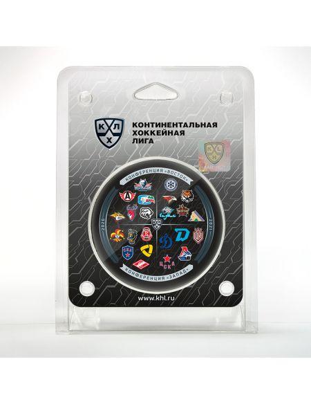 KHL puck 2020/2021 KHL2021 Pucks KHL FAN SHOP – Hockey Fan Ausrüstung, Kleidung und Souvenirs