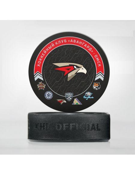 Puck Avangard 2020/2021 VNGRD2021 Avangard KHL FAN SHOP – hockey fan gear, apparel and souvenirs