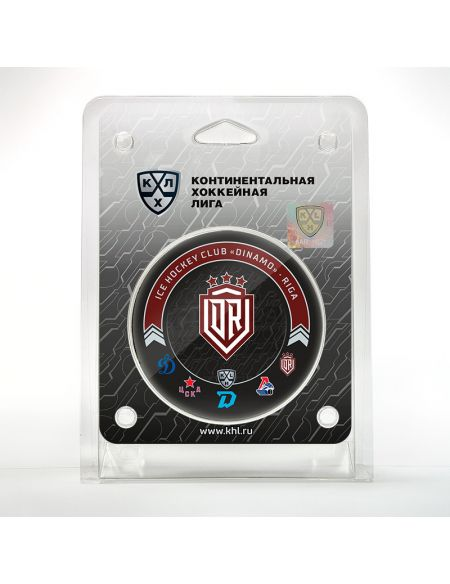 Puck Dinamo Riga 2020/2021 DNRG2021 Dinamo R KHL FAN SHOP – hockey fan gear, apparel and souvenirs