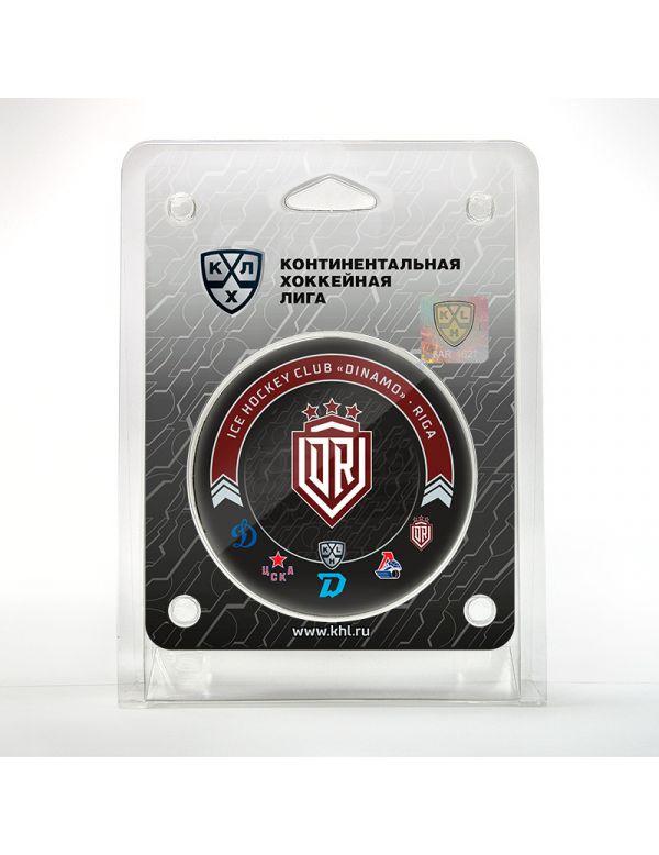 Puck Dinamo Riga 2020/2021 DNRG2021 Dinamo R KHL FAN SHOP – hockey fan gear, apparel and souvenirs