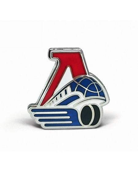 Lokomotiv Pin LKMTV01 Pins KHL FAN SHOP – hockey fan gear, apparel and souvenirs