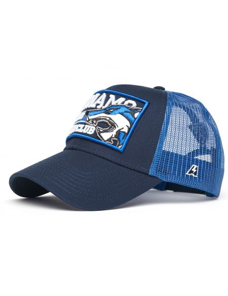 Cap Dynamo Moscow 109206 Dynamo Msk KHL FAN SHOP – hockey fan gear, apparel and souvenirs