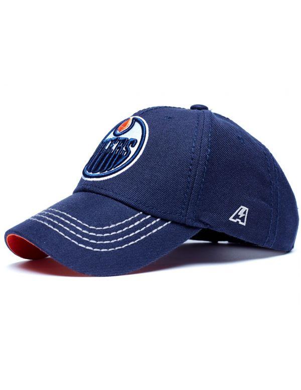 Бейсболка Edmonton Oilers 29045 Edmonton Oilers КХЛ ФАН МАГАЗИН – фанатская атрибутика, одежда и сувениры