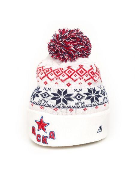 Hat ZSKA 18852 ZSKA KHL FAN SHOP – Hockey Fan Ausrüstung, Kleidung und Souvenirs