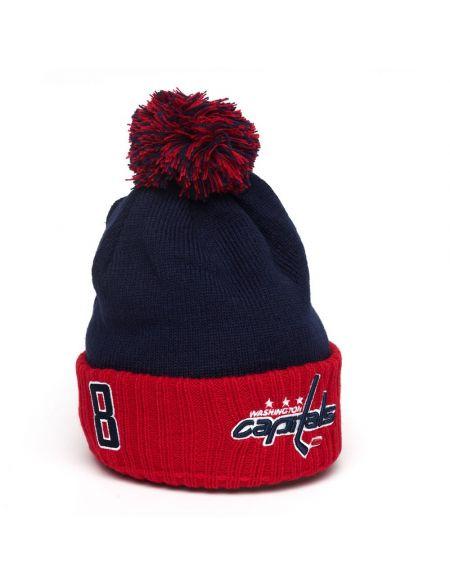 Mütze Washington Capitals №8 Ovechkin 59271 Washington Capitals KHL FAN SHOP – Hockey Fan Ausrüstung, Kleidung und Souvenirs