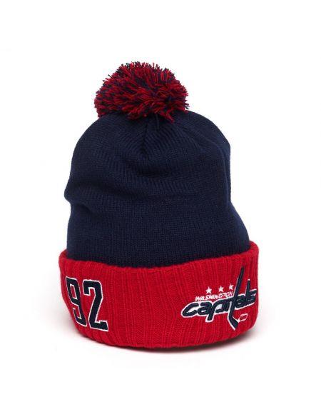 Mütze Washington Capitals №92 Kuznetsov 59272 Washington Capitals KHL FAN SHOP – Hockey Fan Ausrüstung, Kleidung und Souvenirs