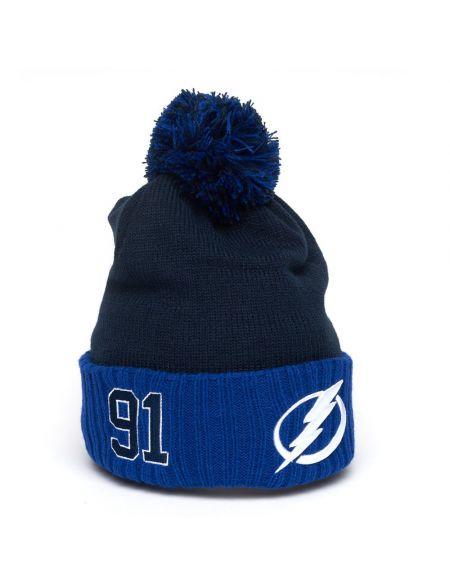 Mütze Tampa Bay Lightning №91 Steven Stamkos 59268 Tampa Bay Lightning KHL FAN SHOP – Hockey Fan Ausrüstung, Kleidung und Sou...