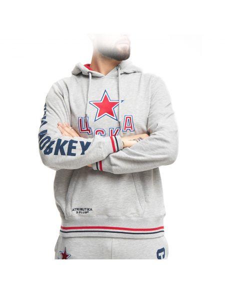 Hoodie CSKA 360030 CSKA KHL FAN SHOP – hockey fan gear, apparel and souvenirs