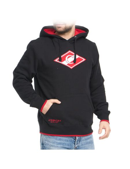 Hoodie Spartak 50120 Hoodies & Sweatshirts KHL FAN SHOP – hockey fan gear, apparel and souvenirs