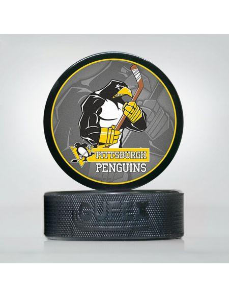 Puck NHL Pittsburgh Penguins PIP-02 Pucks KHL FAN SHOP – hockey fan gear, apparel and souvenirs