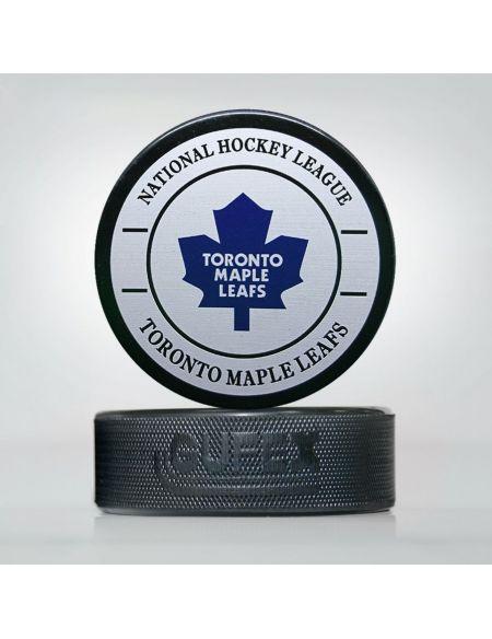 Puck NHL Toronto Maple Leafs TML-01 Pucks KHL FAN SHOP – hockey fan gear, apparel and souvenirs
