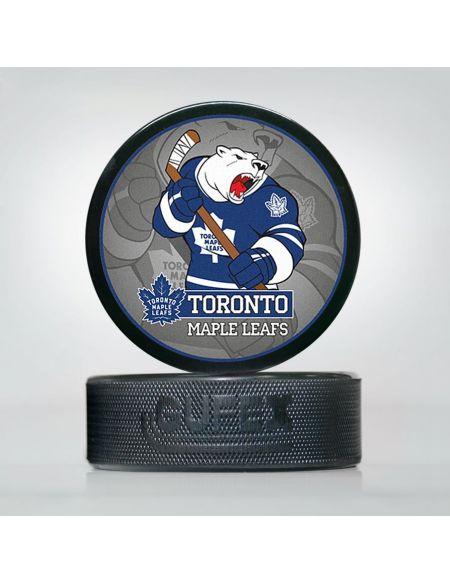 Шайба NHL Toronto Maple Leafs CHB-02 Шайбы КХЛ ФАН МАГАЗИН – фанатская атрибутика, одежда и сувениры
