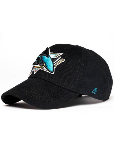Бейсболка San Jose Sharks 29086 Бейсболки КХЛ ФАН МАГАЗИН – фанатская атрибутика, одежда и сувениры