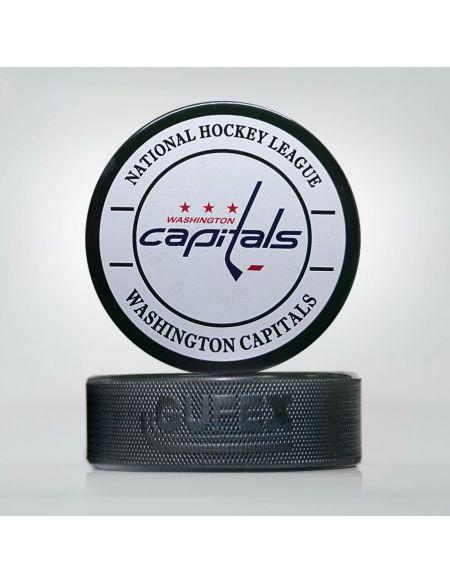 Puck NHL Washington Capitals WCA-01 Pucks KHL FAN SHOP – Hockey Fan Ausrüstung, Kleidung und Souvenirs