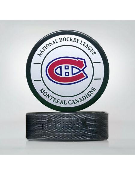 Puck NHL Montreal Canadiens MCA-01 Pucks KHL FAN SHOP – Hockey Fan Ausrüstung, Kleidung und Souvenirs