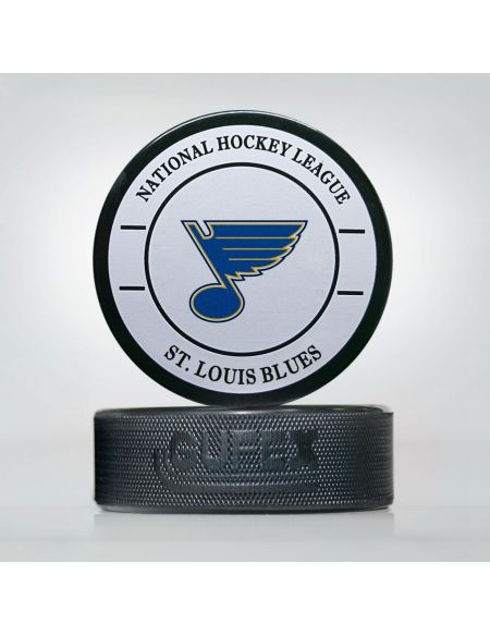 Puck NHL St. Louis Blues SLB-01 Pucks KHL FAN SHOP – Hockey Fan Ausrüstung, Kleidung und Souvenirs
