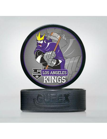 Puck NHL Los Angeles Kings LAK-02 Pucks KHL FAN SHOP – hockey fan gear, apparel and souvenirs