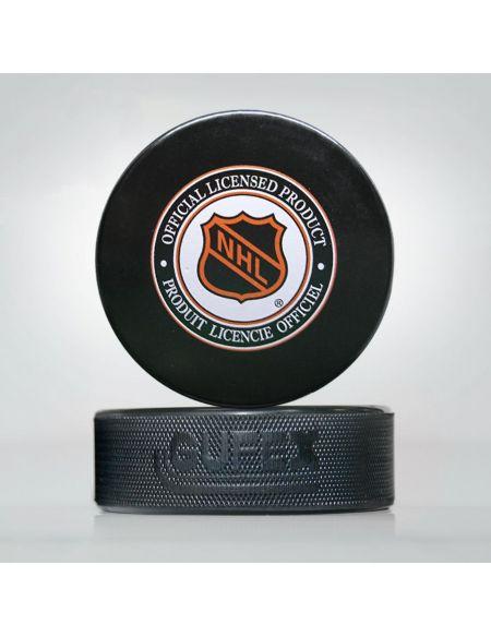 Puck NHL Calgary Flames CFL-01 Pucks KHL FAN SHOP – Hockey Fan Ausrüstung, Kleidung und Souvenirs