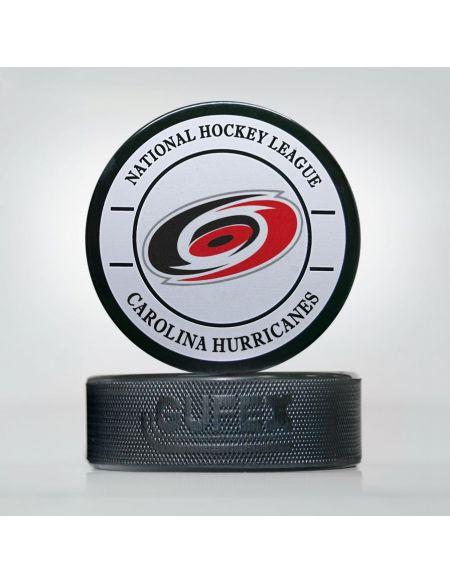 Puck NHL Carolina Hurricanes CHU-01 Pucks KHL FAN SHOP – hockey fan gear, apparel and souvenirs