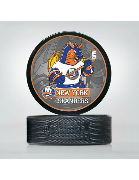 Puck NHL New York Islanders NIS-02 Pucks KHL FAN SHOP – hockey fan gear, apparel and souvenirs