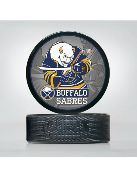Puck NHL Buffalo Sabres BSA-02 Pucks KHL FAN SHOP – hockey fan gear, apparel and souvenirs
