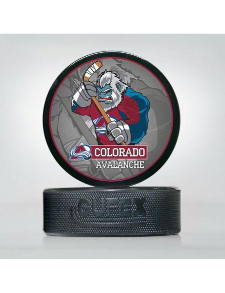 Puck NHL Colorado Avalanche CAV-02 Pucks KHL FAN SHOP – hockey fan gear, apparel and souvenirs