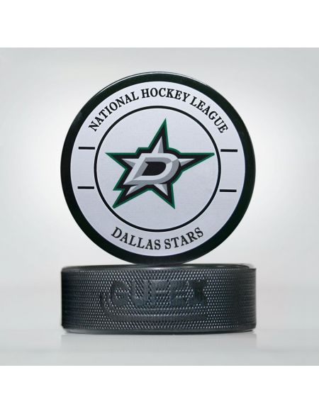 Puck NHL Dallas Stars DST-01 Pucks KHL FAN SHOP – hockey fan gear, apparel and souvenirs