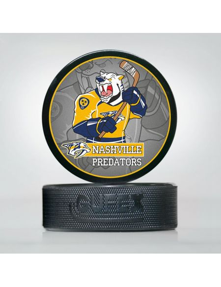 Puck NHL Nashville Predators NPR-02 Pucks KHL FAN SHOP – hockey fan gear, apparel and souvenirs