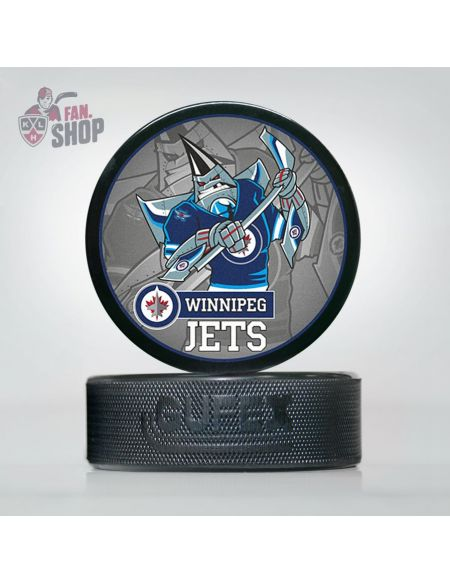 Puck NHL Winnipeg Jets WJE-02 Pucks KHL FAN SHOP – hockey fan gear, apparel and souvenirs
