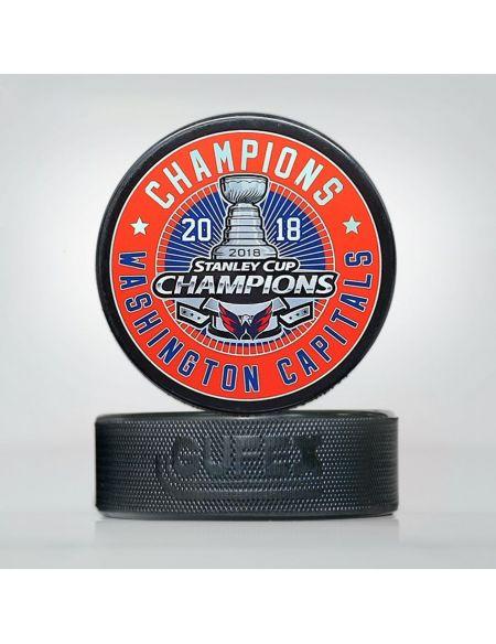 Puck NHL Washington Capitals WCA-03 Pucks KHL FAN SHOP – hockey fan gear, apparel and souvenirs