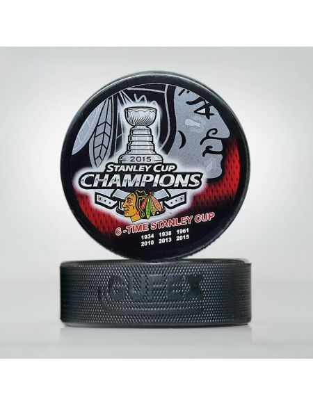 Puck NHL Chicago Blackhawks CHB-03 Pucks KHL FAN SHOP – hockey fan gear, apparel and souvenirs