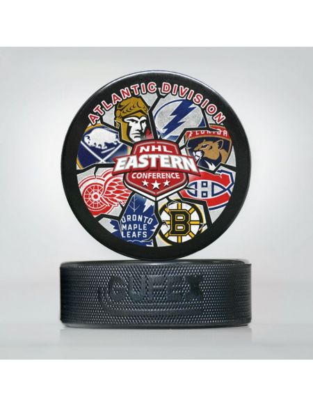 Puck NHL Atlantic Division NHL-01 Pucks KHL FAN SHOP – hockey fan gear, apparel and souvenirs