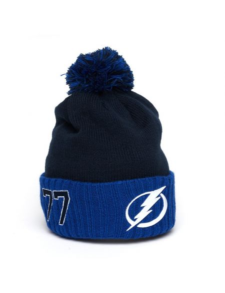 Hat Tampa Bay Lightning №77 Victor Hedman 59269 Tampa Bay Lightning KHL FAN SHOP – hockey fan gear, apparel and souvenirs