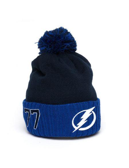 Mütze Tampa Bay Lightning №77 Victor Hedman 59269 Tampa Bay Lightning KHL FAN SHOP – Hockey Fan Ausrüstung, Kleidung und Souv...