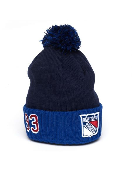 Шапка New York Rangers №93 Зибанежад 59249 New York Rangers КХЛ ФАН МАГАЗИН – фанатская атрибутика, одежда и сувениры