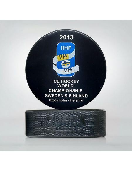 Puck Weltmeisterschaft 2013 Schweden-Finnland WCSF2013 Startseite KHL FAN SHOP – Hockey Fan Ausrüstung, Kleidung und Souvenirs