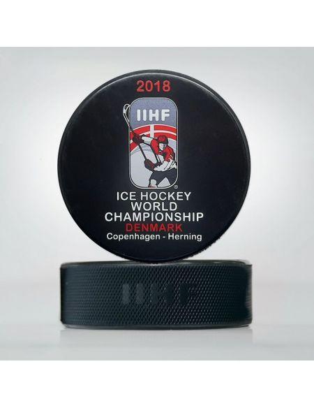 Puck Weltmeisterschaft 2018 Dänemark WCD2018 Startseite KHL FAN SHOP – Hockey Fan Ausrüstung, Kleidung und Souvenirs