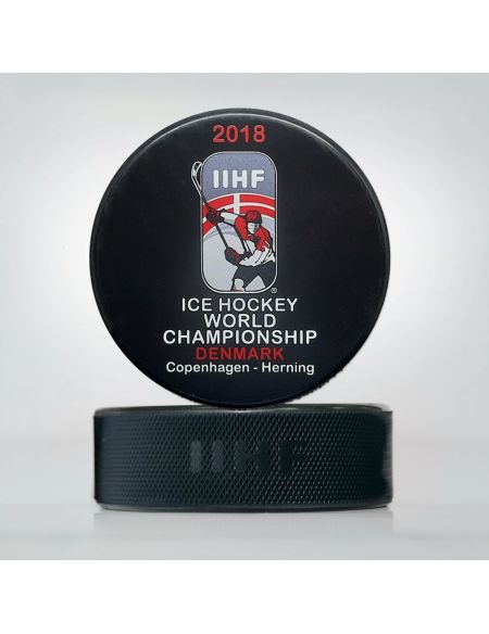 World Championship 2018 Denmark puck WCD2018 Home KHL FAN SHOP – hockey fan gear, apparel and souvenirs