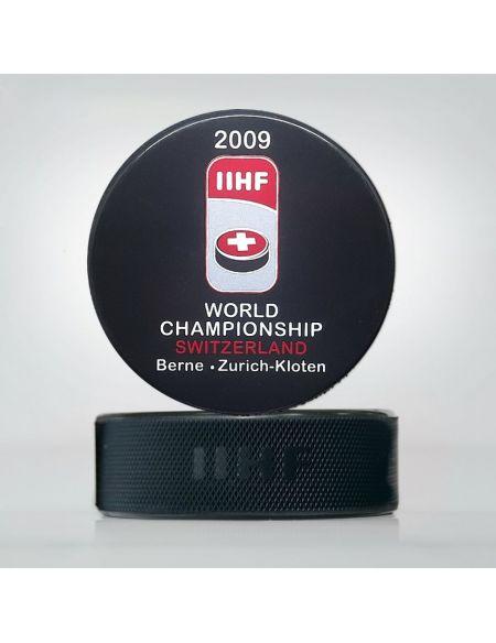 Puck Weltmeisterschaft 2009 Schweiz WCS2009 Startseite KHL FAN SHOP – Hockey Fan Ausrüstung, Kleidung und Souvenirs